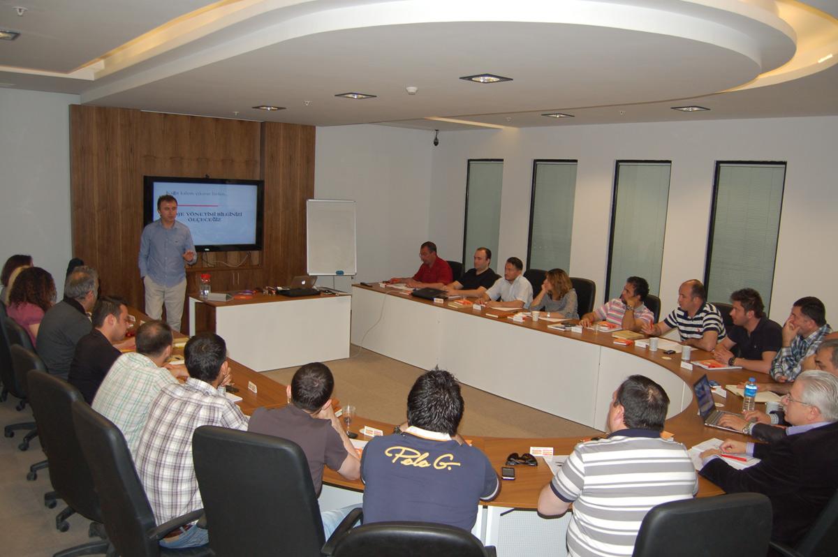 AKGÜN' de Proje Yönetim Eğitimi
