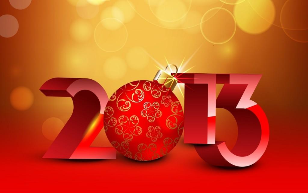 2013'e Merhaba