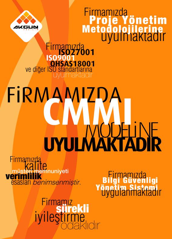 Uluslararası Ölçekli Metodoloji ve Standartlara Uygunluğumuz CMMI Level 3 Denetiminden Bir Kez Daha Tam Not Aldı…