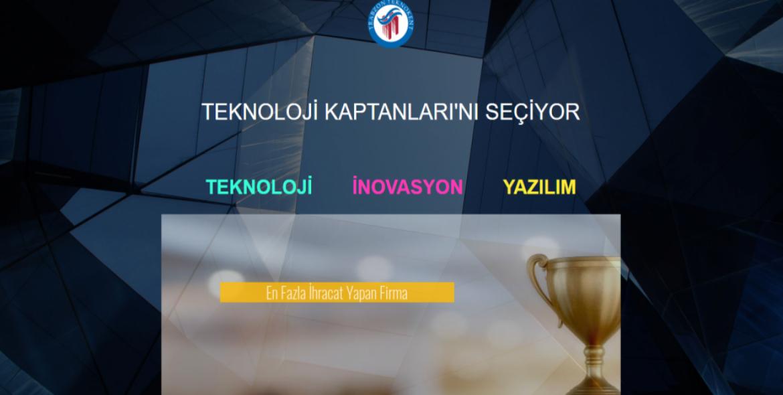 AKGÜN, Trabzon Teknokent'in Kaptanı Seçildi.